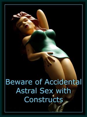 Секс в астрале с неизвестным