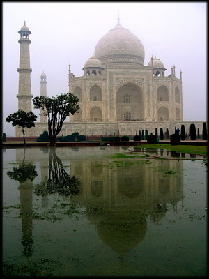 The Lovely Taj Mahal